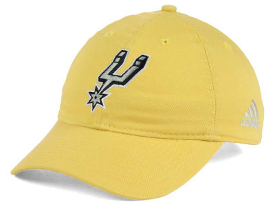 San Antonio Spurs adidas NBA Relaxed Club Adjustable Cap