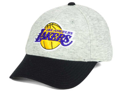 Los Angeles Lakers adidas NBA Fog Flex Cap