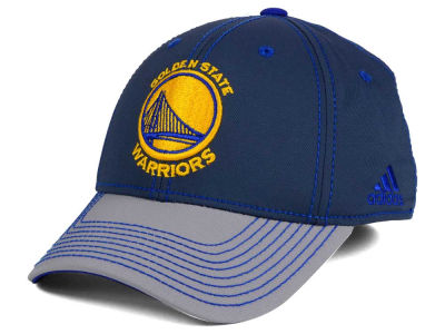 Golden State Warriors adidas NBA Volcano Ash Flex Cap