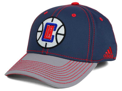Los Angeles Clippers adidas NBA Volcano Ash Flex Cap