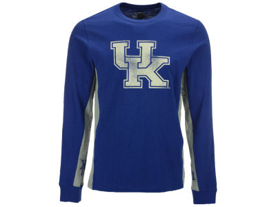 Kentucky Wildcats GIII NCAA Men's Hail Mary Long Sleeve T-Shirt