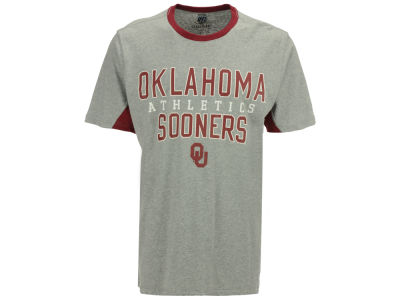 Oklahoma Sooners G-III Sports NCAA Men's Cut Back Fashion T-Shirt