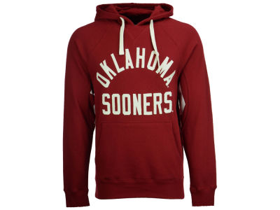 Oklahoma Sooners GIII NCAA Men's Motion Pull Over Hooded Sweatshirt