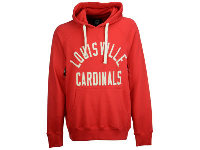 Louisville Cardinals GIII NCAA Men's Motion Pull Over Hooded Sweatshirt