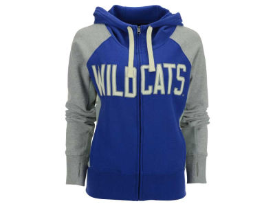 Kentucky Wildcats GIII NCAA Women's Down The Field Hooded Sweatshirt