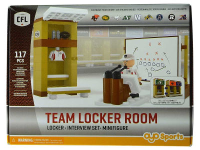 CFL OYO Locker Room Ast