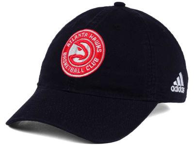 Atlanta Hawks adidas NBA Slouch Adjustable Cap