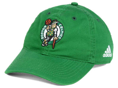 Boston Celtics adidas NBA Slouch Adjustable Cap
