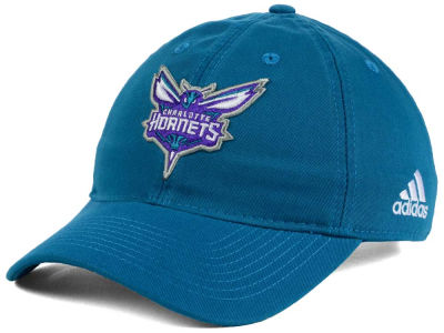 Charlotte Hornets adidas NBA Slouch Adjustable Cap