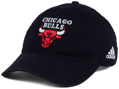 Chicago Bulls adidas NBA Slouch Adjustable Cap