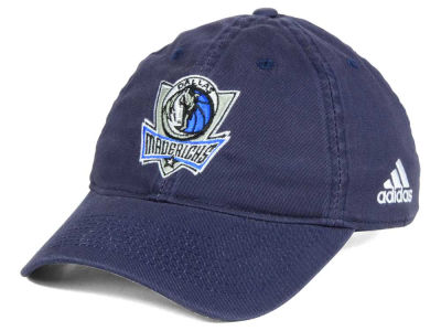 Dallas Mavericks adidas NBA Slouch Adjustable Cap