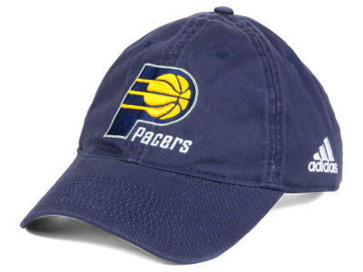 Indiana Pacers adidas NBA Slouch Adjustable Cap