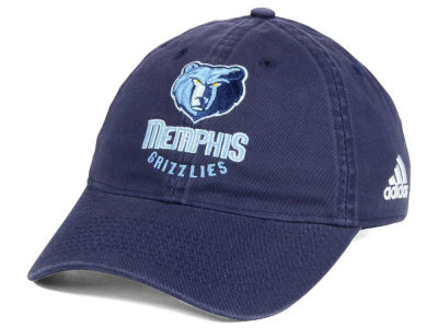Memphis Grizzlies adidas NBA Slouch Adjustable Cap