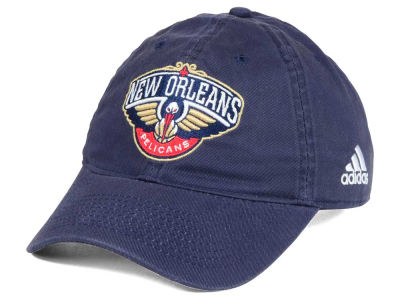 New Orleans Pelicans adidas NBA Slouch Adjustable Cap