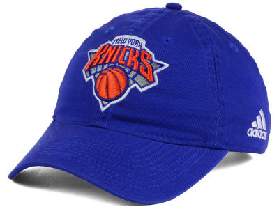 New York Knicks adidas NBA Slouch Adjustable Cap