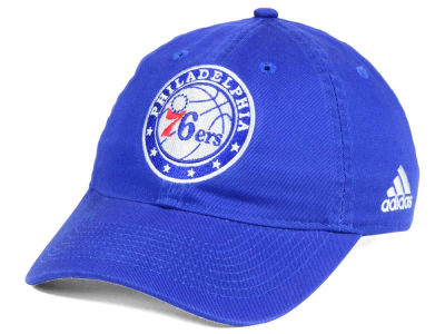 Philadelphia 76ers adidas NBA Slouch Adjustable Cap