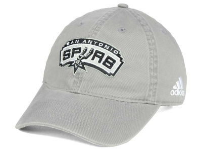 San Antonio Spurs adidas NBA Slouch Adjustable Cap