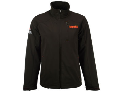 Cleveland Browns NFL Men's Fullback Softshell Jacket