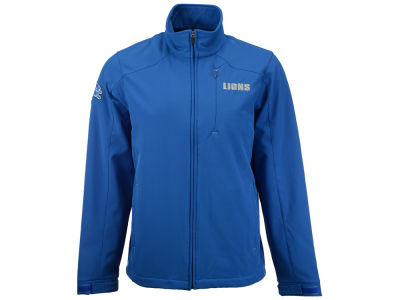 Detroit Lions NFL Men's Fullback Softshell Jacket