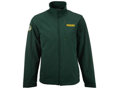 Green Bay Packers GIII NFL Men's Fullback Softshell Jacket