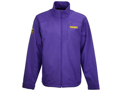Minnesota Vikings GIII NFL Men's Fullback Softshell Jacket