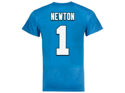 Carolina Panthers Cam Newton Majestic NFL Men's Eligible Receiver III T-Shirt