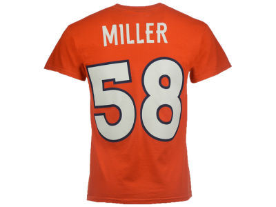 Denver Broncos Von Miller Majestic NFL Men's Eligible Receiver III T-Shirt