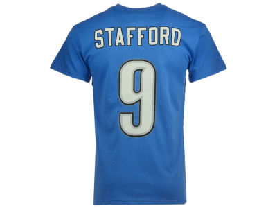 Detroit Lions Matthew Stafford Majestic NFL Men's Eligible Receiver III T-Shirt