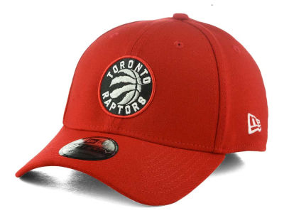 Toronto Raptors New Era NBA Current Logo Chase 39THIRTY Cap