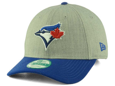 Toronto Blue Jays New Era MLB League Heather 9FORTY Cap