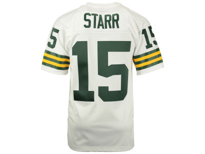 Green Bay Packers Bart Starr NFL Replica Throwback Jersey