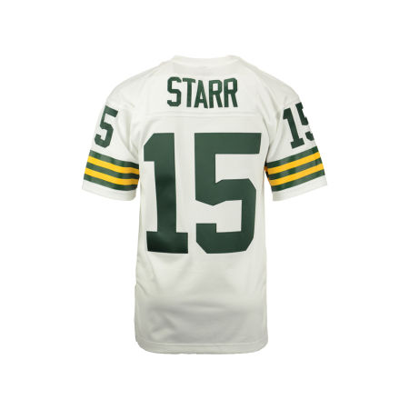 Green Bay Packers Bart Starr Mitchell & Ness NFL Replica Throwback Jersey