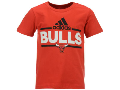 Chicago Bulls Outerstuff NBA Toddler Mini Dassler T-Shirt