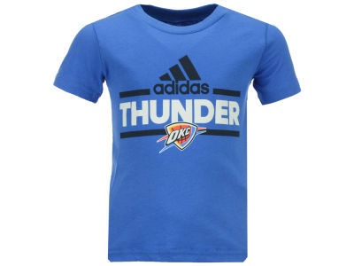 Oklahoma City Thunder NBA Toddler Mini Dassler T-Shirt