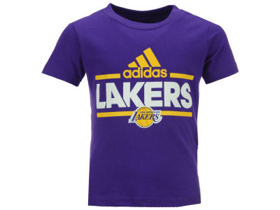Los Angeles Lakers NBA Toddler Mini Dassler T-Shirt