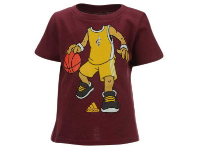 Cleveland Cavaliers NBA Infant Hoop Dreams T-Shirt
