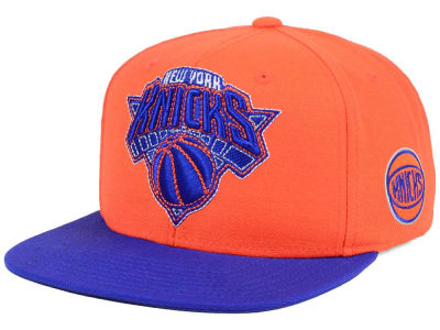 New York Knicks adidas NBA 2Tonez Snapback Cap
