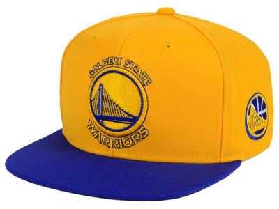 Golden State Warriors adidas NBA 2Tonez Snapback Cap