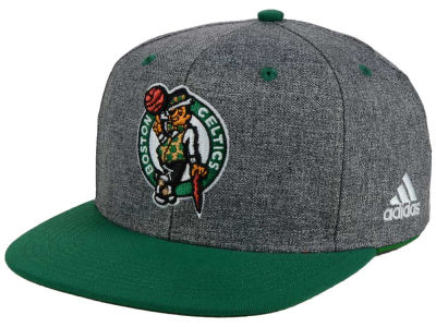 Boston Celtics adidas NBA Fog Snapback Cap