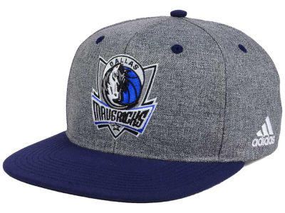 Dallas Mavericks adidas NBA Fog Snapback Cap