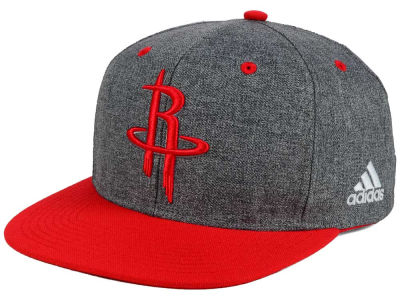 Houston Rockets adidas NBA Fog Snapback Cap