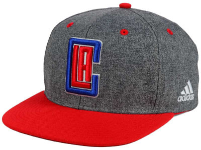 Los Angeles Clippers adidas NBA Fog Snapback Cap