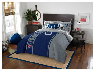 Indianapolis Colts Bed in a Bag-Full