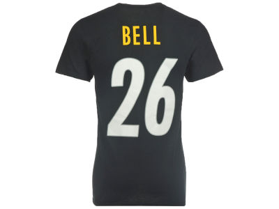 Pittsburgh Steelers Le'Veon Bell Majestic NFL Men's Eligible Receiver III T-Shirt