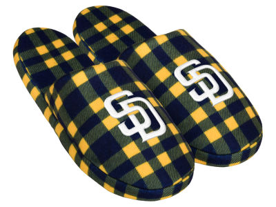 San Diego Padres Flannel Slide Slipper