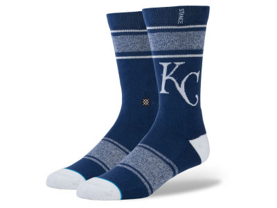Kansas City Royals MLB Diamond Collection Socks