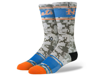 New York Mets MLB Diamond Collection Socks
