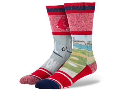 Boston Red Sox Stadium Series Socks