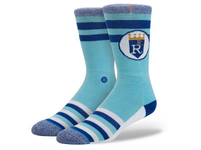 Kansas City Royals Stance MLB Retro Collection Socks