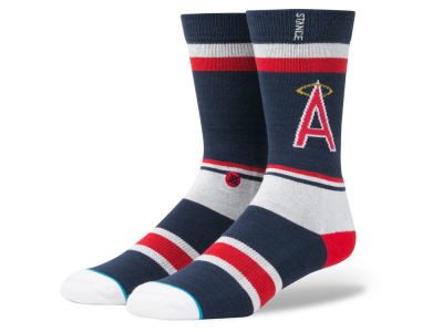 Los Angeles Angels Stance MLB Retro Collection Socks